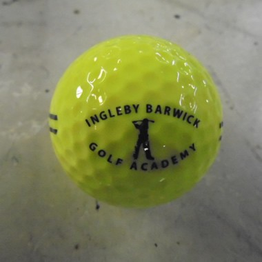 Academy Ball Yellow